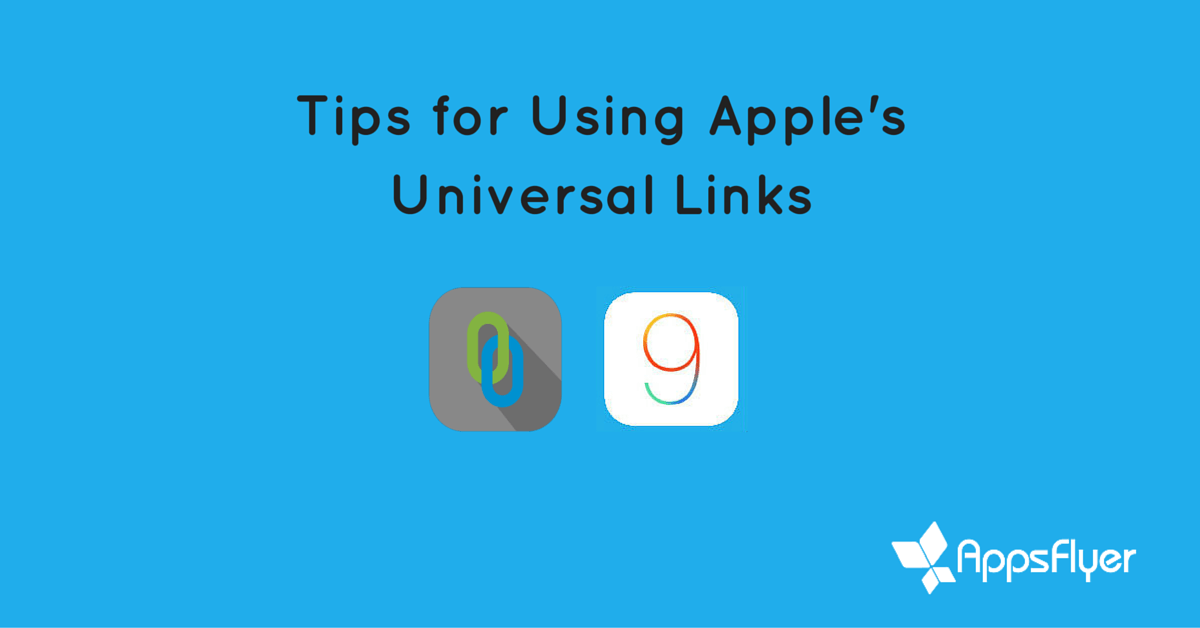 Setting up universal links for Apple iOS 9