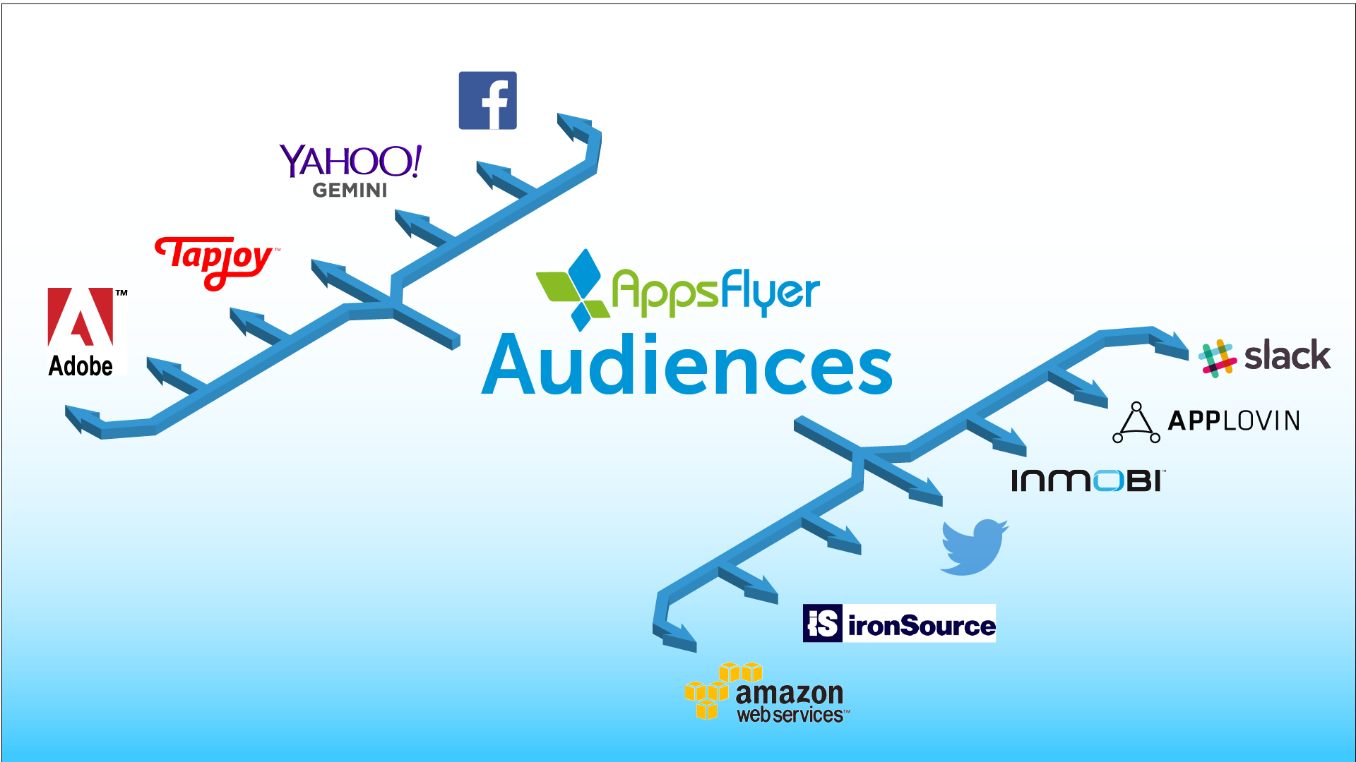 AppsFlyer's Leading Audiences Solution
