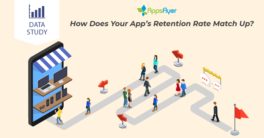 app retention rates benchmarks