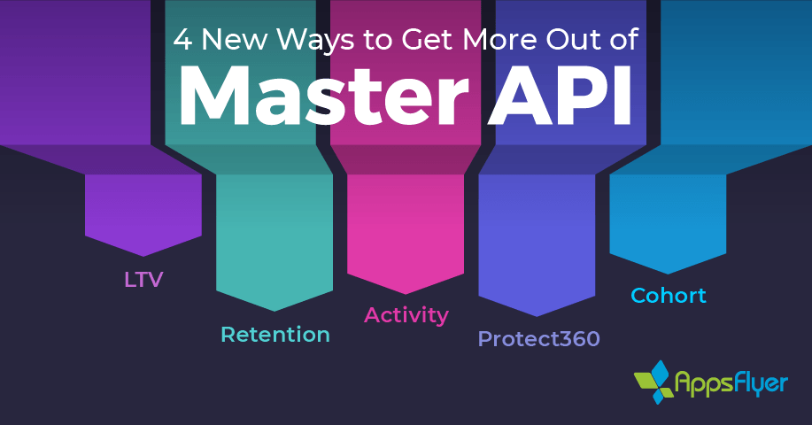 Data analysis with AppsFlyer Master API