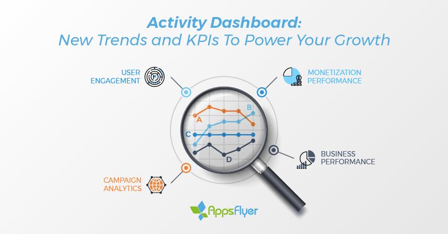 New AppsFlyer Activity Dashboard