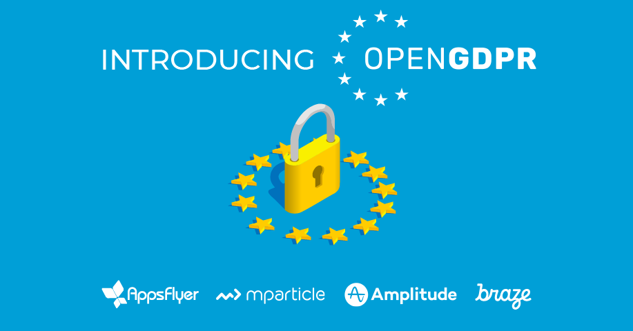 OpenGDPR by AppsFlyer