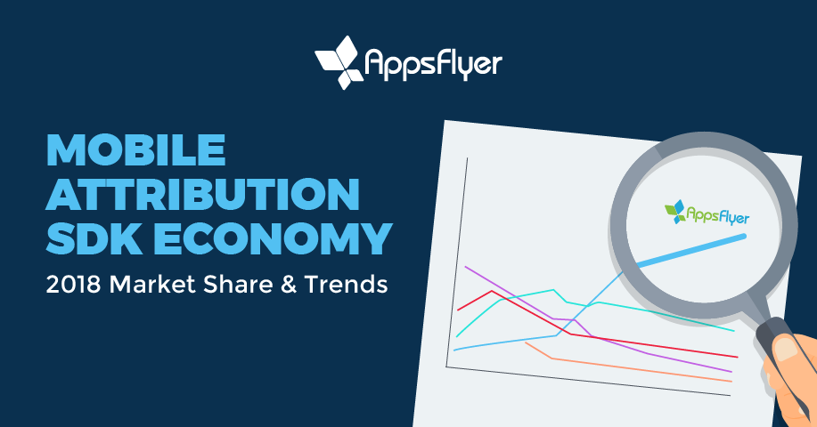AppsFlyer global market share 2018