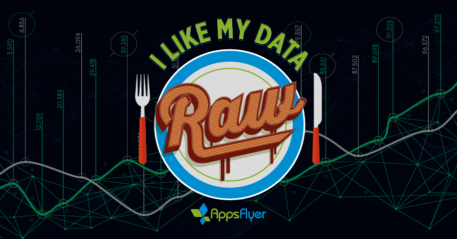 Raw Data analysis with AppsFlyer