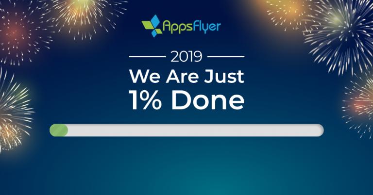 AppsFlyer conquering milestones