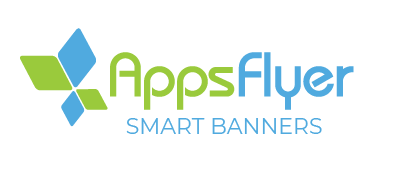 Smart Banners de AppsFlyer