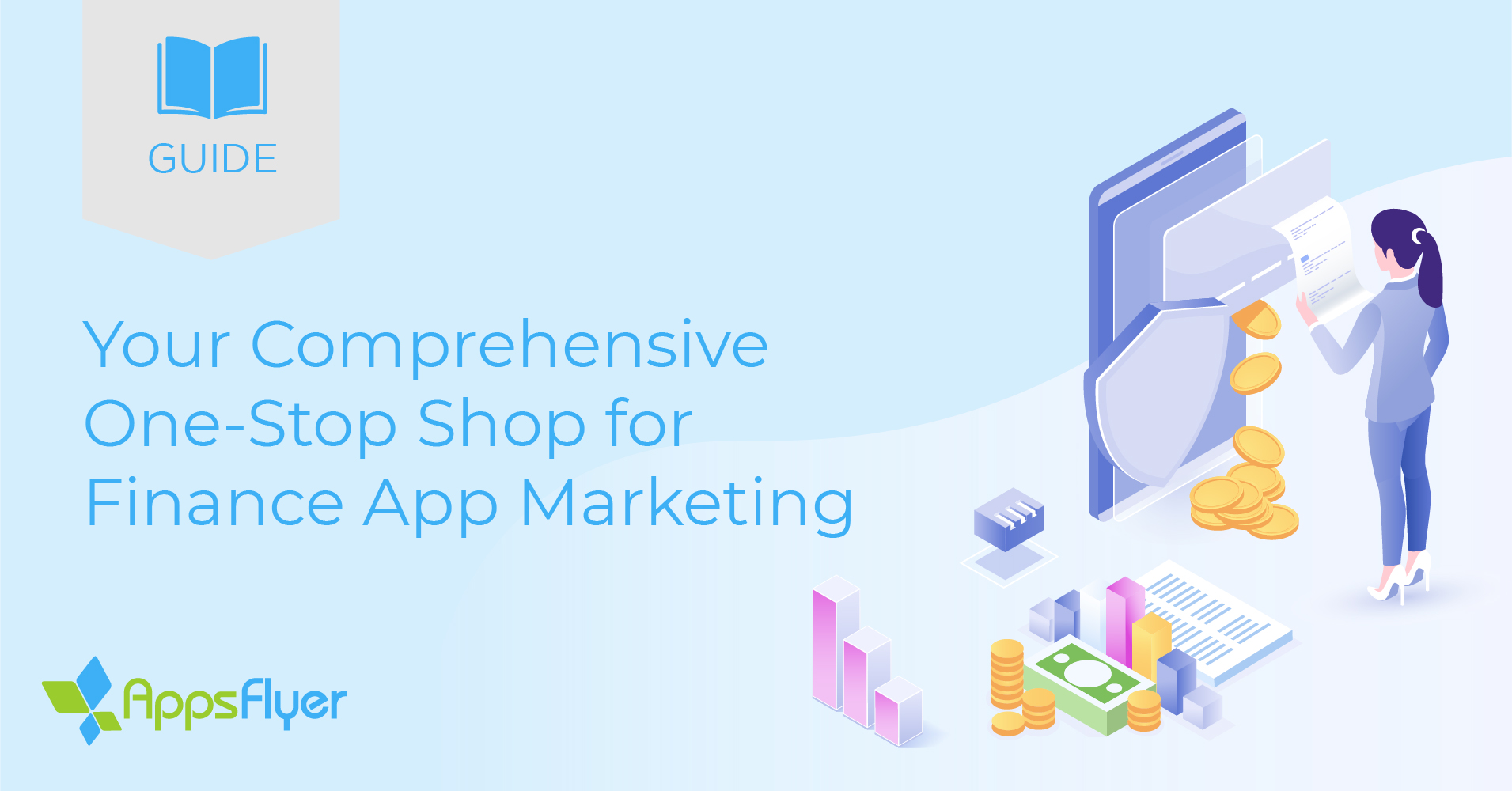 finance app mobile marketing guide