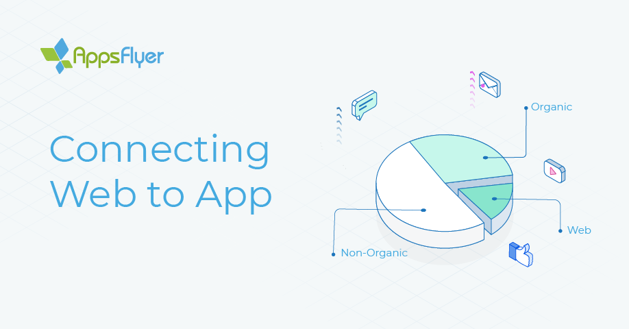connecting web to app in people based attribution