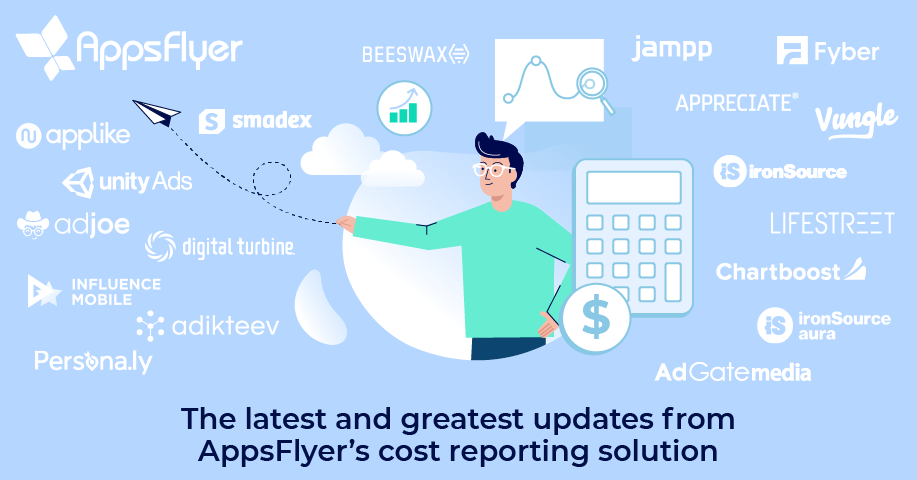 AppsFlyer's Cost Reporting Solution