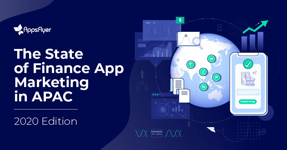 State of finance app marketing in APAC