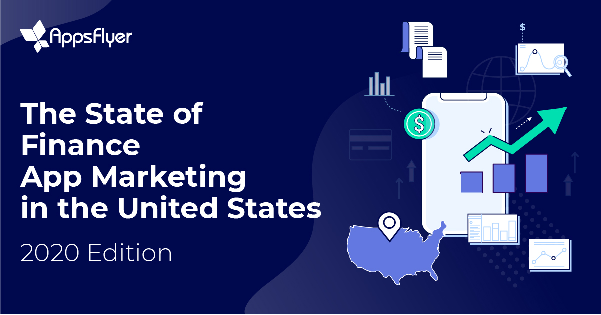 state of finance app marketing in the us