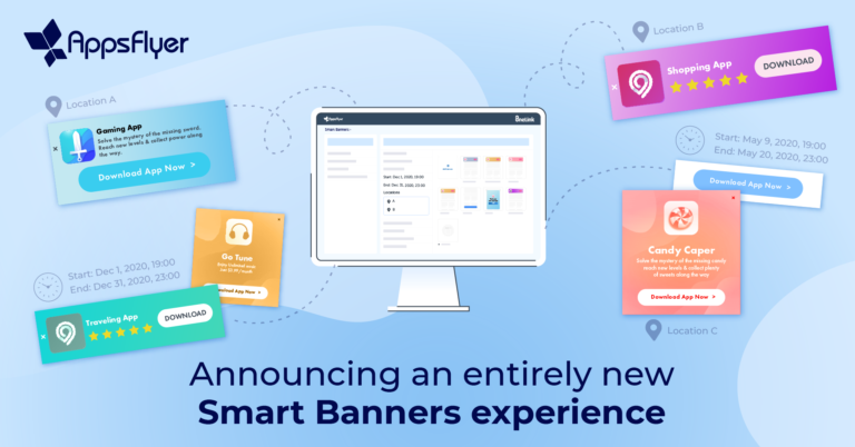 Announcing a whole new Smart Banners Experience