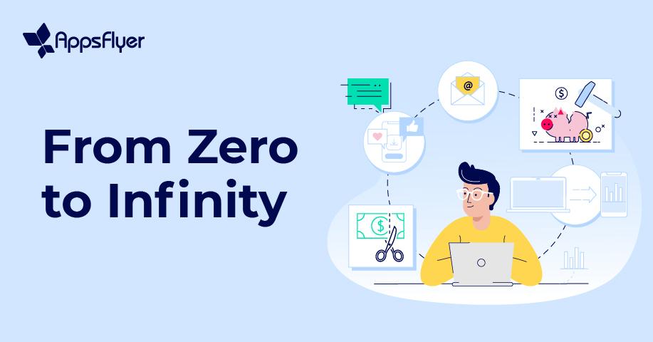 Zero marketing budgeting announcement AppsFlyer