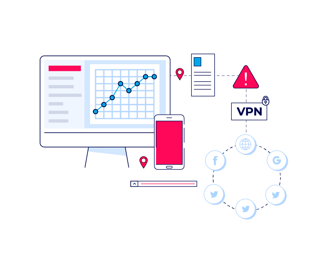 VPN proxy tools mobiel ad fraud