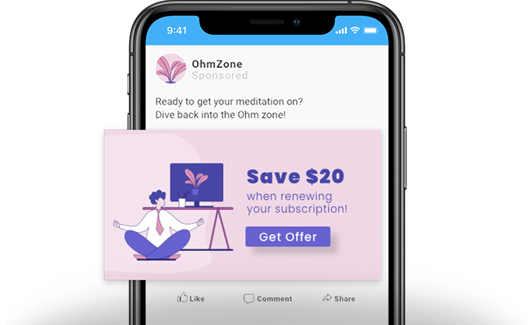 AppsFlyer retargeting health and fitness apps