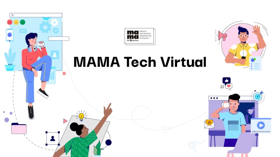 MAMA Tech Virtual - Event Zoom Images