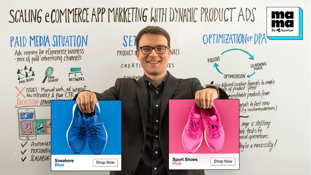Dynamic Product Ads ecommerce