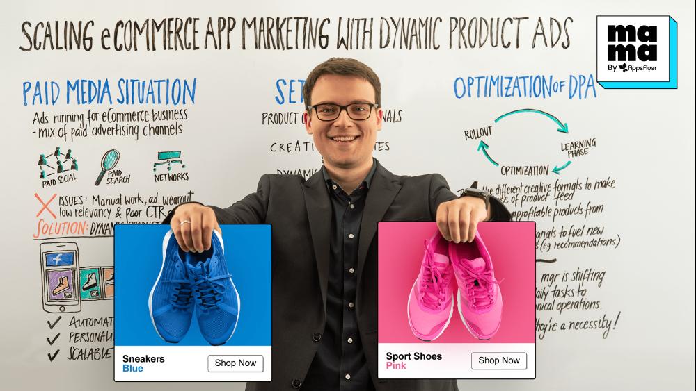 Dynamic Product Ads ecommerce