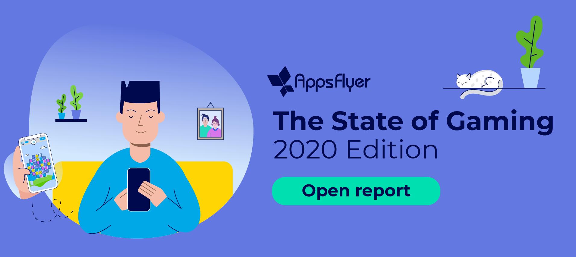 mobile gaming 2020 full report