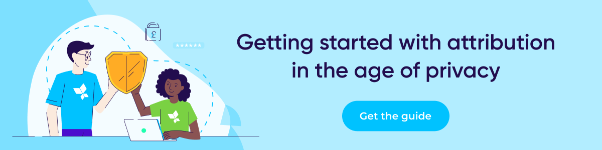 Getting started in the age of privacy guide banner