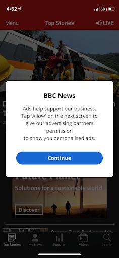 BBC ATT prompt
