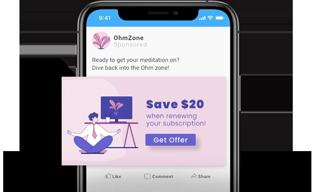 AppsFlyer ヘルス & フィットネス リターゲティング