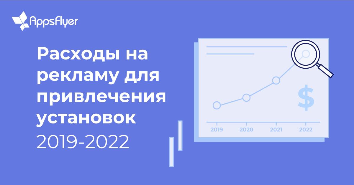 Игровые приложения потратят $48.5 млрд на привлечение пользователей к 2022