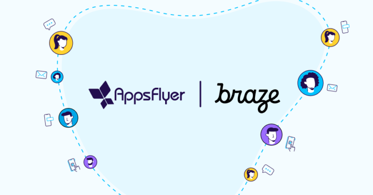 Инновационная интеграция AppsFlyer с Braze