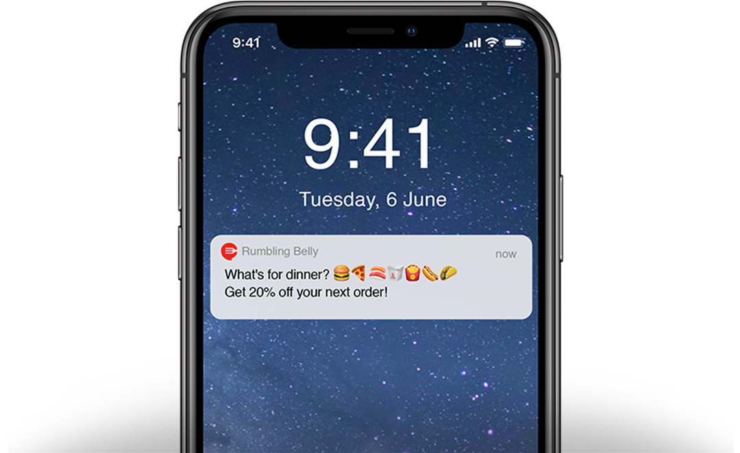 notifications push AppsFlyer