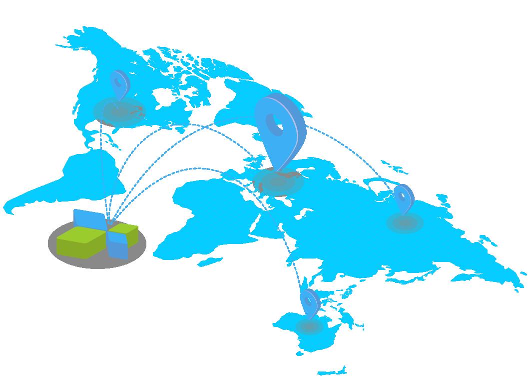 Desbloquea nuevas regiones