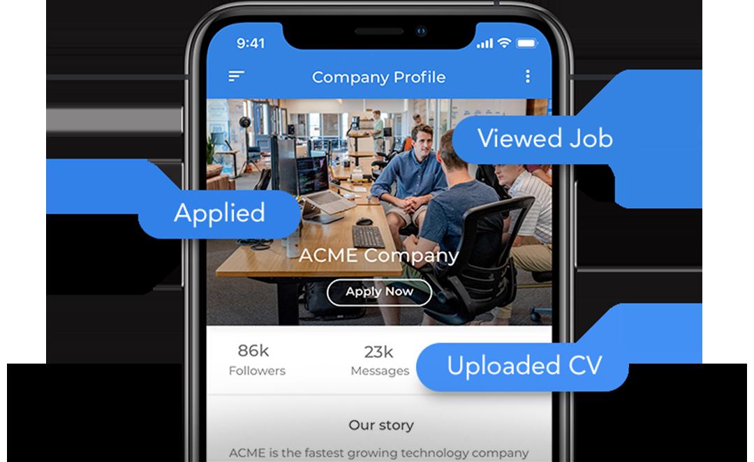 Eventos in-app en aplicaciones de negocio - AppsFlyer