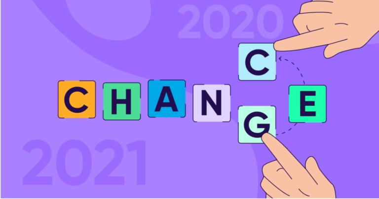 Dominando el cambio
