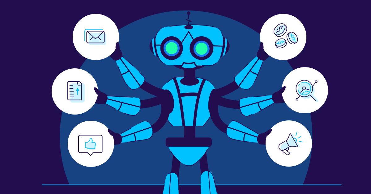 Automatización de los procesos
