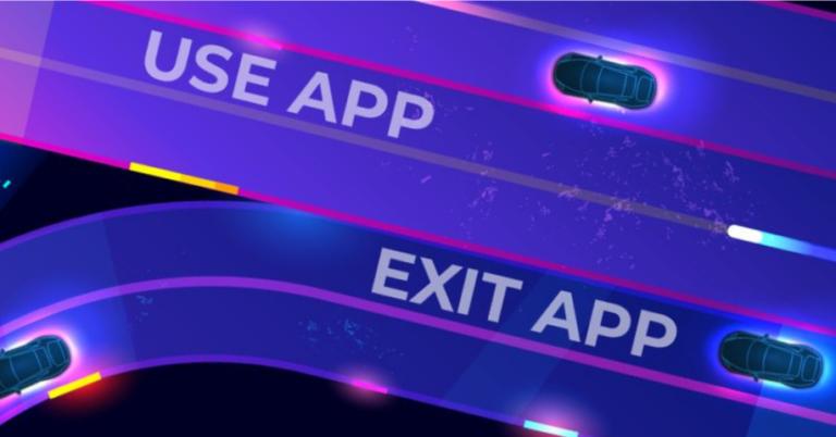 Banner Retenção de Apps 2020