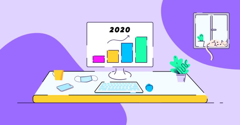 Top 5 tendências de dados que moldaram o marketing de aplicativos mobile de 2020