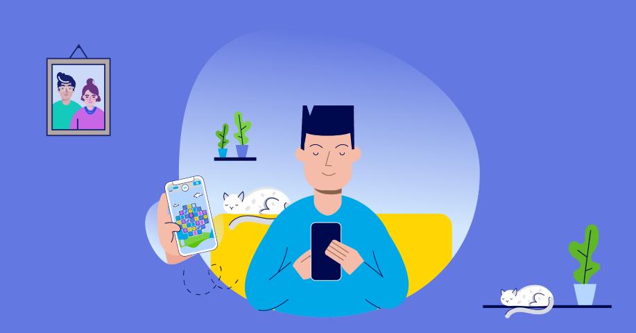 게임 앱 마케팅 현황 리포트 2020년 11월